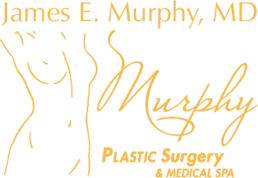 Murphy plastic surgery and medical spa logo.
